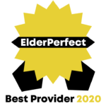 Best Senior Care Provider 2020 Award