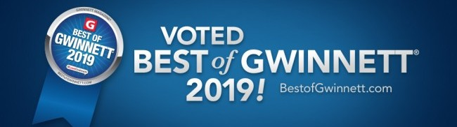 Salude Recognized as a Best of Gwinnett® Winner Three Years in a Row