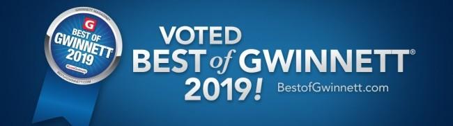 Salude Recognized as a Best of Gwinnett® Winner Three Years in a Row