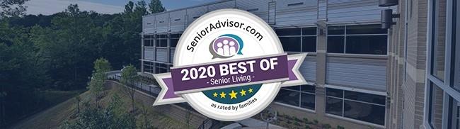 """Salude Named """"Best of Senior Living"""" by SeniorAdvisor.com"""